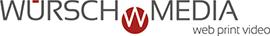 würsch.media Logo