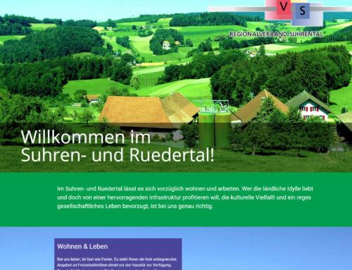 Neue Website für suhrental.info